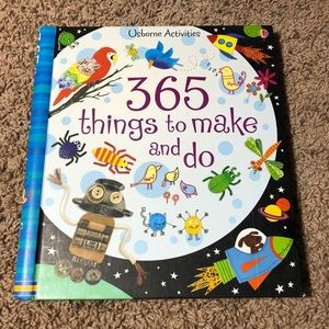 365 Things to Make and Do by Fiona Watt Hardcover